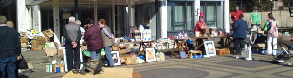 Rommelmarkt Teylersgroep - Raadhuisplein Losser