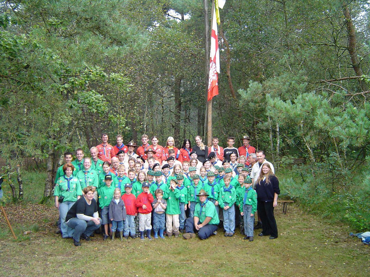 Teylersgroep Groepsfoto 2014